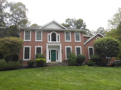 Rhinebeck Single Family Home For Sale: 17 Buttonwood Ln