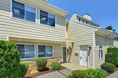 Poughkeepsie City Condo/Townhouse For Sale: 207 Crystal Hill Ln