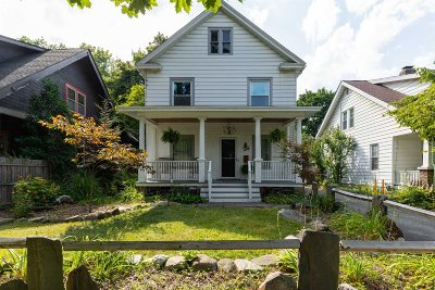 Poughkeepsie City Single Family Home For Sale: 45 S Grand Ave