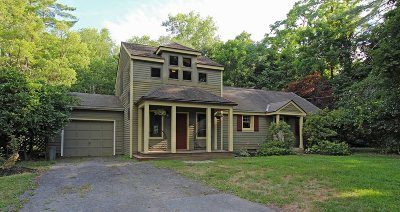 Rhinebeck Single Family Home For Sale: 298 Rhinecliff Road
