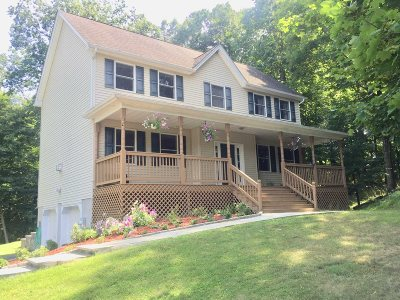 Poughkeepsie Twp Single Family Home For Sale: 47 Raker Rd