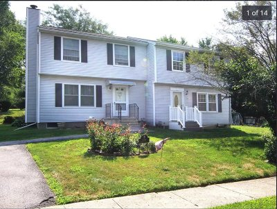 Dutchess County Rental For Rent: 330 Hudson Ave