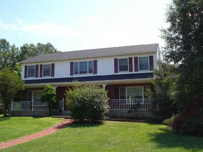 Poughkeepsie Twp Single Family Home For Sale: 9 Thornberry Way