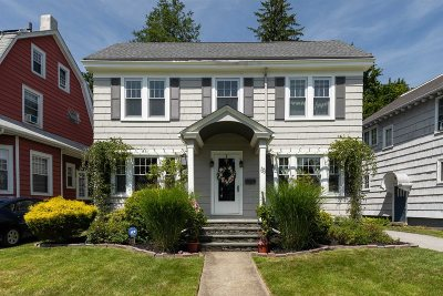 Poughkeepsie City Single Family Home For Sale: 33 Crescent Rd