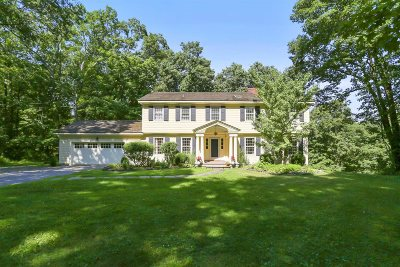 Dutchess County Single Family Home For Sale: 28 Contour Ln