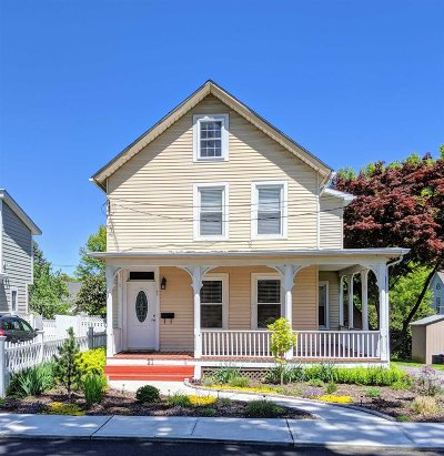 Beacon Single Family Home For Sale: 21 Maple St