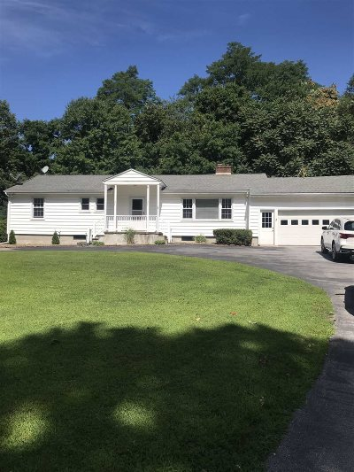 Rhinebeck Single Family Home For Sale: 3 Harter Ln
