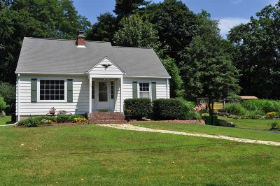Hyde Park Single Family Home For Sale: 15 Cobey Terrace