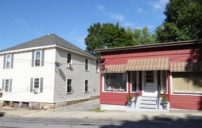 Dutchess County Multi Family Home For Sale: 134 Church St