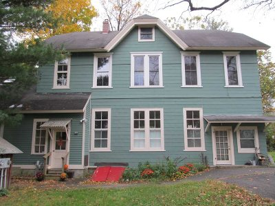 Dutchess County Rental For Rent: 123 Old Post Road North #B