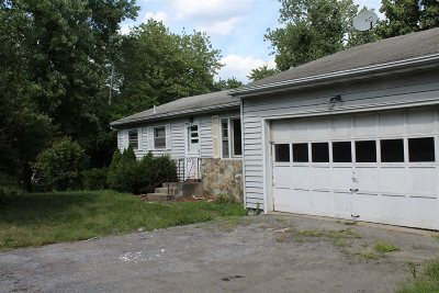 Poughkeepsie Twp Single Family Home For Sale: 111 Vassar Rd