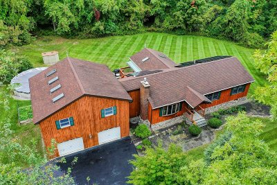 Dutchess County Single Family Home For Sale: 611 Depot Hill Rd