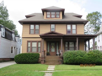 Poughkeepsie City Single Family Home For Sale: 23 South Grand
