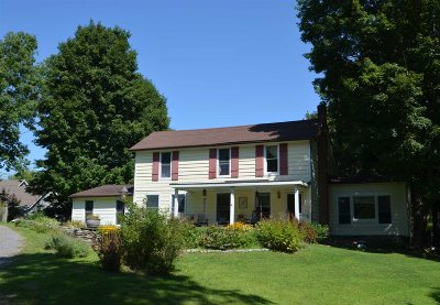 Rhinebeck Single Family Home For Sale: 131133 Ackert Hook Rd