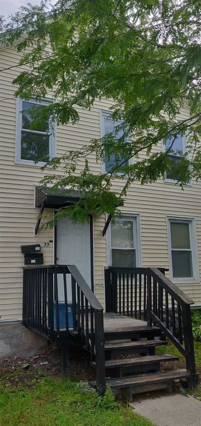 Dutchess County Rental For Rent: 77 Cottage St #2