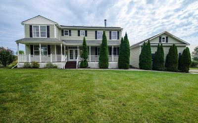 Dutchess County Single Family Home For Sale: 265 Cricket Hill Rd