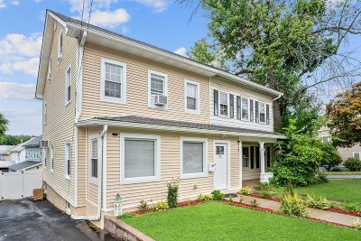 Dutchess County Condo/Townhouse For Sale: 25 Clapp Avenue