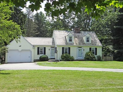 Dutchess County Single Family Home For Sale: 3662 Route 44
