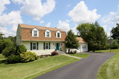 Dutchess County Single Family Home For Sale: 144 Miller Hill Dr