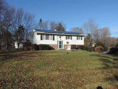 Wappinger Single Family Home For Sale: 284 Pine Ridge Dr.