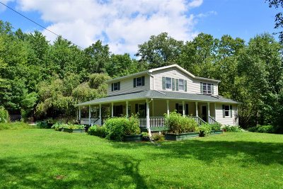 Marbletown Single Family Home For Sale: 554 Buck Road