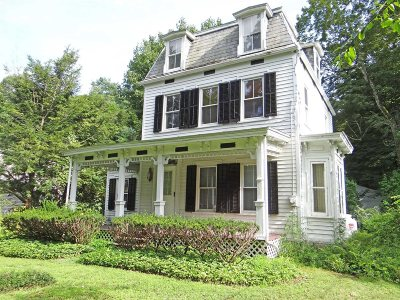Stanford Single Family Home For Sale: 6054 Route 82