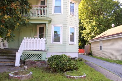 Dutchess County Rental For Rent: 56 Parker Ave #1