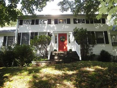 Rhinebeck Single Family Home For Sale: 5 Tator Hill Road