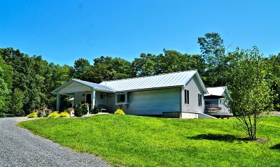 Rhinebeck Single Family Home For Sale: 9 Lower Hook Rd