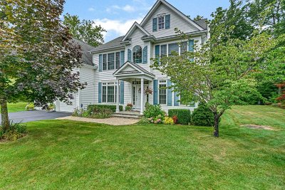 Pawling Single Family Home For Sale: 35 Horseshoe Path
