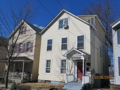Poughkeepsie City Multi Family Home For Sale: 8 Center Street
