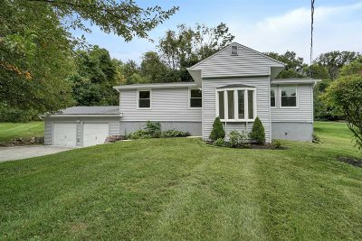 Poughkeepsie Twp Single Family Home For Sale: 358 Van Wagner Rd