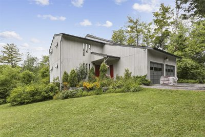 Rhinebeck Single Family Home For Sale: 1 Cove Road