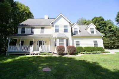 Hyde Park NY Single Family Home For Sale: $369,900