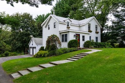 Red Hook Single Family Home For Sale: 288 Pitcher Lane