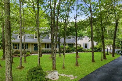 New Paltz Single Family Home For Sale: 18 Tall Pines Road