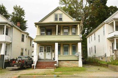 Poughkeepsie City Multi Family Home For Sale: 419 Baker St