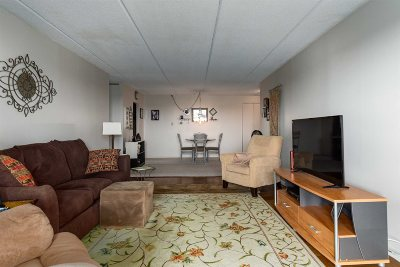 Poughkeepsie City Condo/Townhouse For Sale: 160 Academy St #10D