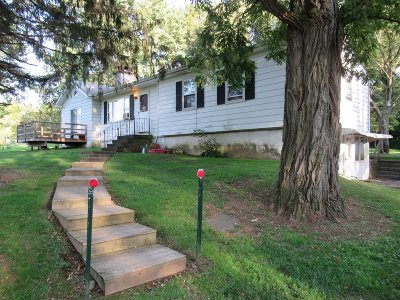 Dutchess County Rental For Rent: 3390 Pleasant Ridge Rd