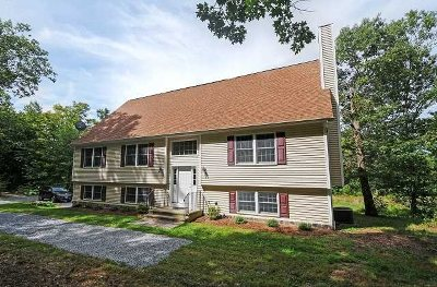 Stanford Single Family Home For Sale: 151 Knob Hill Road