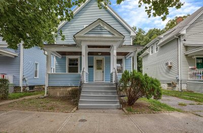 Poughkeepsie City Single Family Home For Sale: 40 Columbia St