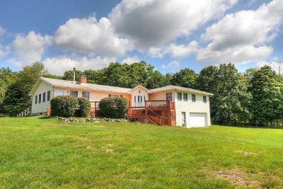 Single Family Home For Sale: 1051 Willowbrook Road