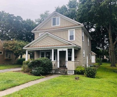 Poughkeepsie City Single Family Home For Sale: 195 S Grand Ave