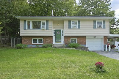 Poughkeepsie Twp Single Family Home For Sale: 63 Sutton Park Rd