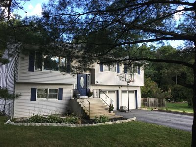 Poughkeepsie Twp Single Family Home For Sale: 34 Gerry Rd.