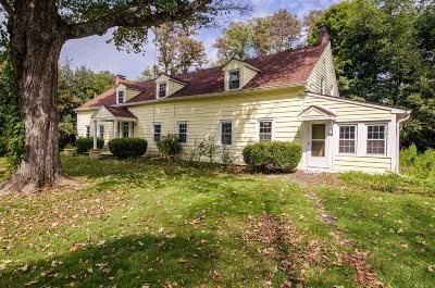 Dutchess County Single Family Home For Sale: 71 Robinson Ln