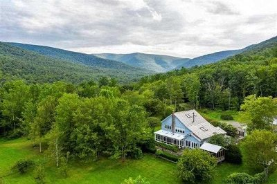 Single Family Home For Sale: 370 Watson Hollow Road
