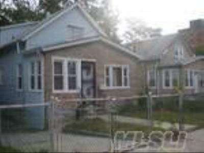 Single Family Home Sold: 111-45 166th St