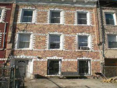 Multi Family Home Sold: 498 New Jersey Ave