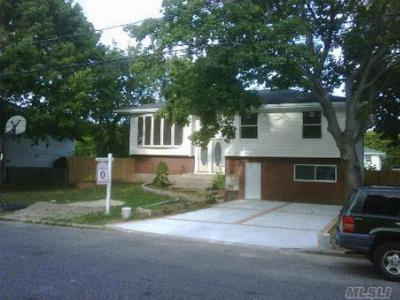 Brentwood NY Single Family Home CLOSED: $309,000